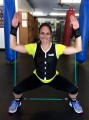 G-Train Fitness Cuffs, Bands, and Women's Vest System